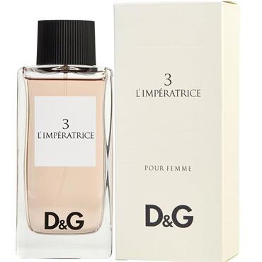 Dolce & Gabbana 3 LIMPERATRICE 3 POUR FEMME