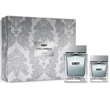 D+G THE ONE GREY EDT 100ML SET