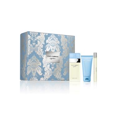 Dolce & Gabanna LIGHT BLUE 50ML EDT SET