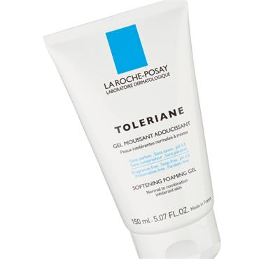 TOLERAINE SOFTENING FOAM GEL 150ML