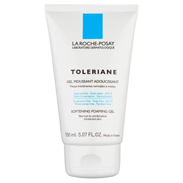 TOLERIANE FOAMING GEL CLEANSER 150ML