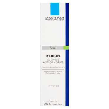 KERIUM OILY SCALP 200ML