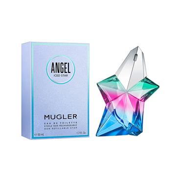ANGEL ICED STAR EDT NON REFILLABLE 50ML