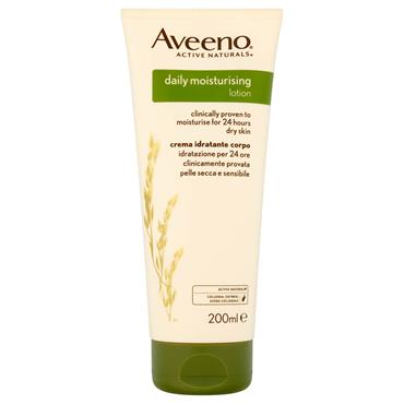 DAILY MOISTURISING LOTION TUBE 200ML