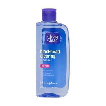 CLEAN & CLEAR BLACKHEAD CLEARING LEANSER