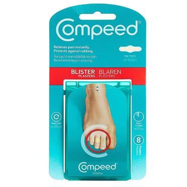 COMPEED BLISTER PLASTERS X8