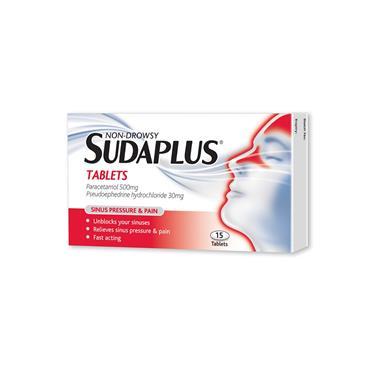 SUDAPLUS 15 PACK