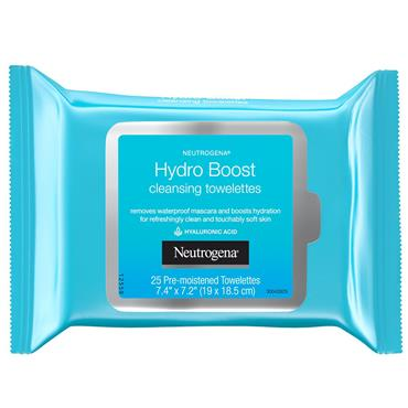 HYDRABOOST CLEANSING WIPES