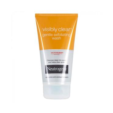 VISIBLY CLEAR EXFOLIATING WASH