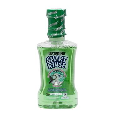 LISTERINE SMART RINSE MOUTHWASH MINT 250ML
