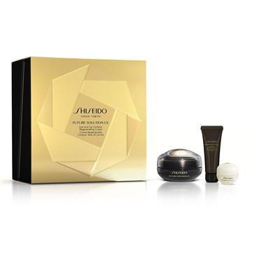 Shiseido Future Solutions Lip & EYE CREAM SET