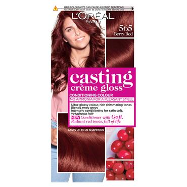 CASTING CREME GLOSS 5.65 BERRY RED
