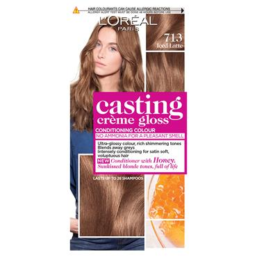 CASTING CREME GLOSS 713 ICED LATTE
