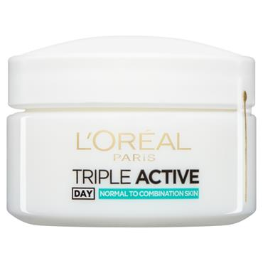 TRIPLE ACTIVE DAY CREAM NORMAL TO COMBINATION SKIN
