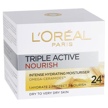 TRIPLE ACTIVE DAY CREAM VERY DRY SKIN