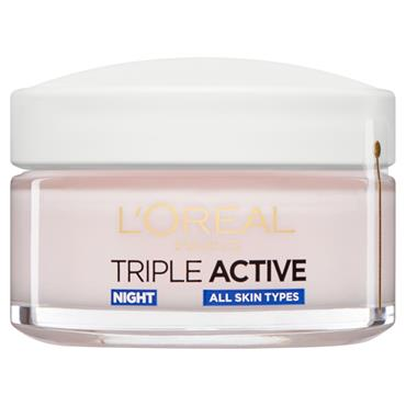 TRIPLE ACTIVE NIGHT CREAM