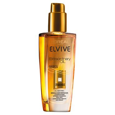 ELVIVE EXTRAORDINARY OIL ALL TYPES 100ML