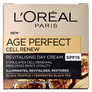 AGE PERFECT CELL RENEW REVITALISING DAY CREAM 50ML