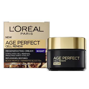 AGE PERFECT CELL RENEW REGENERATING NIGHT CREAM 50ML