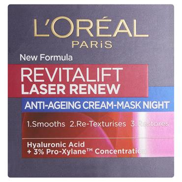 REVITALIFT LASER RENEW NIGHT CREAM 50ML