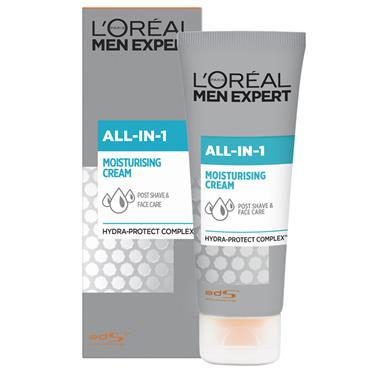 MEN EXPERT ALL IN ONE SENSITIVE FACE CREAM 75ML