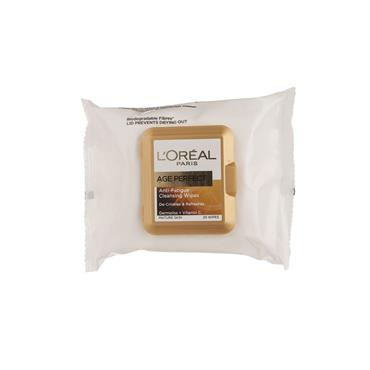 AGE PERFECT CLEANSING WIPES