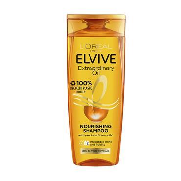 ELVIVE EXTRAORDINARY OIL SHAMPOO 500ML