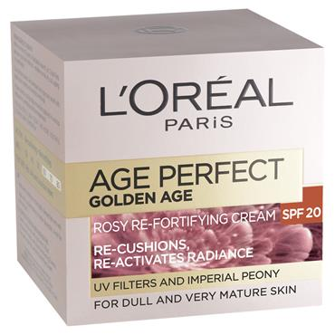 AGE PERFECT GOLDEN AGE DAY CREAM SPF20
