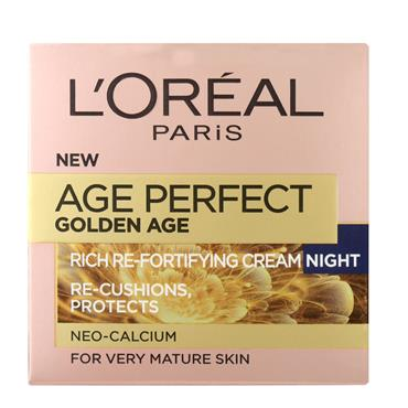 AGE PERFECT GOLDEN AGE NIGHT CREAM
