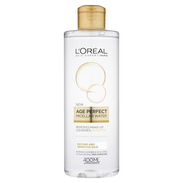 AGE PERFECT MICELLAR WATER 400ML