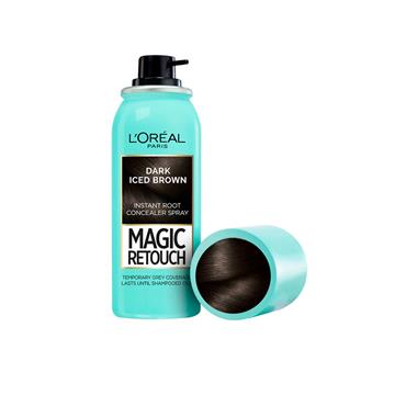 MAGIC RETOUCH 8 DARK ICED BROWN 75ML