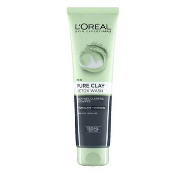 PURE CLAY FOAM WASH BLACK 150ML