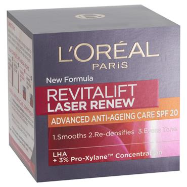 REVITALIFT LASER RENEW ANTI-AGEING CREAM SPF20