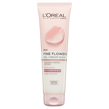 FINE FLOWERS CLEANSING WASH 150ML
