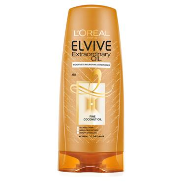 ELVIVE EXTRAORDINARY OIL COCONUT CONDITIONER 400ML
