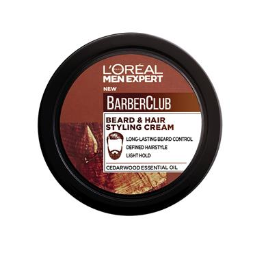 MEN EXPERT BARBER CLUB BEARD STYLING CREAM 75ML