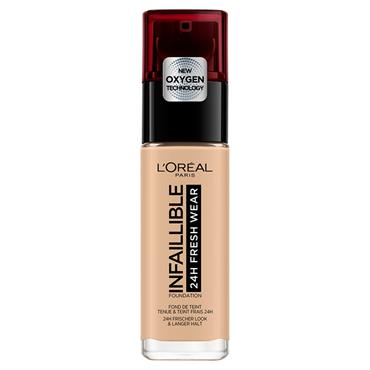 INFALLIBLE 24HR FOUNDATION 125