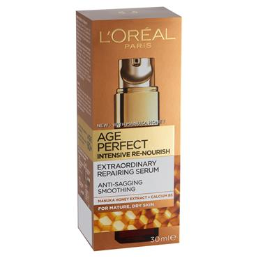 AGE PERFECT INTENSIVE RENOURISH MANUKA HONEY SERUM 30ML