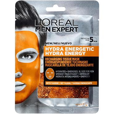 MEN EXPERT TISSUE MASK HYDRA