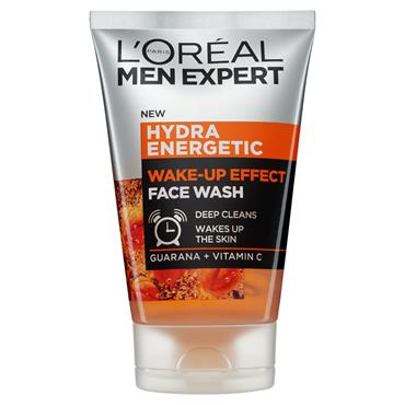 MEN EXPERT HYDRA ENERGETIC ANTI-FATIGUE FACE WASH