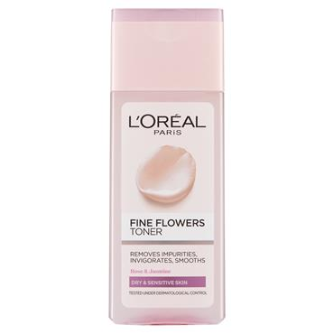 FINE FLOWERS CLEANSING TONER