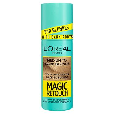 MAGIC RETOUCH DARK ROOTS MEDIUM TO DARK BLONDE 7.3
