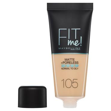 FIT ME MATTE PORELESS 105 NAT IVORY