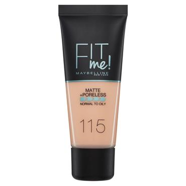 FIT ME FOUNDATION 115 IVORY