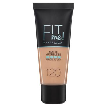 FIT ME FOUNDATION 120 CLASSIC IVORY