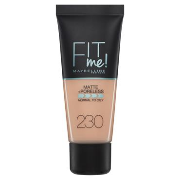 FIT ME FOUNDATION 230 NATURAL BUFF