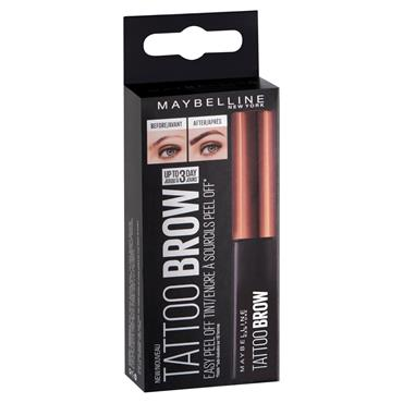 MAYBELLINE TATTO BROW MED BRWN
