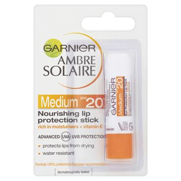AMBRE SOLAIRE LIP PROTECTION STICK SPF20