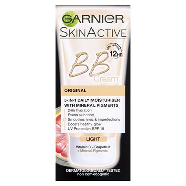 BB CREAM ORIGINAL LIGHT TINTED MOISTURISER