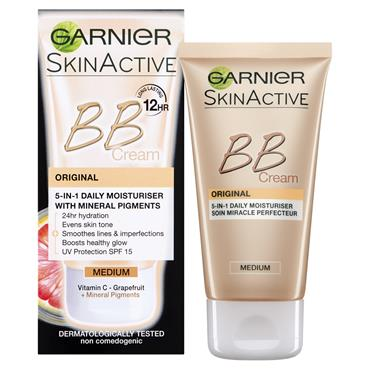 BB CREAM ORIGINAL MEDIUM TINTED MOISTURISER
